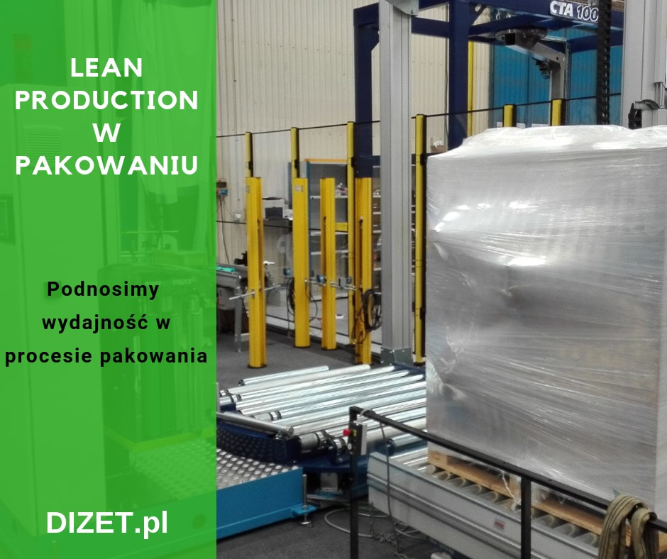 Lean production w pakowaniu